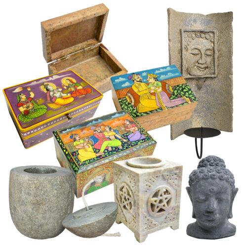 Artesanía piedra